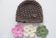 Beanie crochet