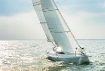 Trailerable small sailboats