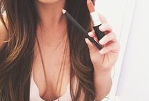 M.A.C lipsticks & lip pencils