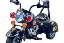 For the Kids / Motorcycle toys for the little ones