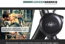 Solex est de retour ! / Marque phare d'il y a quelques années, Solex revient avec une gamme de vélos électriques. C'est une exclusivité sur notre site Bybike avec une remise de 500€ jusqu'au 32/12/16 !