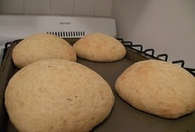 Breads  / by Frances Parrish-Freeland