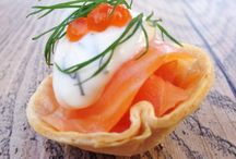 Foodies / Salmon cups
