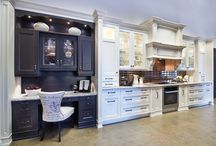 Custom Kitchen & Bathroom Cabinetry / Irpinia Kitchens now by Parand Design in Oakville, ON