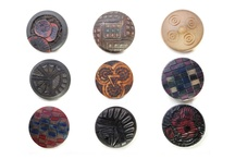 Inspirations - Buttons and Decorations