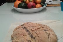 My homemade bread / Pane fatto in casa con lievito madre