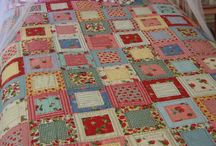 Sewing / sewing patchwork