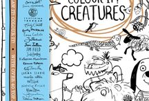 Creative Kids / Activity books, stickers, drawing and colouring