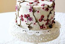 Granny's Birthday / Cake