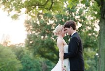 Real Weddings: Classic Country Club Meets Southern Charm / As seen on BRIDES (https://goo.gl/eBZv9X) | Photography: Kortnee Kate Photography | Florals: Robin Wood Flowers
