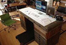 Office // Standing desk
