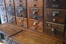 Drawers / I can't resist a clever or interesting drawer.