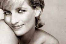 Princess Diana / The life of Princess Diana captured in pictures  / by Cindie Buckley