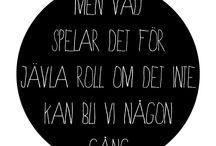 Svenskt o fint