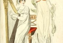 My Regency World - Fashion / For more Regency World information, go to: http://www.lesleyannemcleod.com/regencyworld.html
