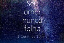 Versículos ❤️