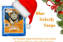 Blue Grizzly Tarps