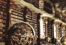 Libraries / by Theresa Colrud