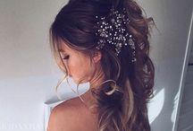 Hair / Hair/curls/updos