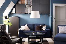 Kleuren woonkamer/keuken