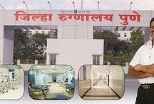 ESI Hospital SANGVI. / Conserving Life Conserving Respect