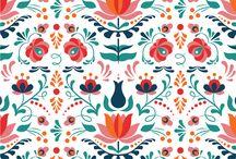 Secret pattern inspiration