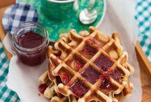 Waffeln / We love Waffles!
