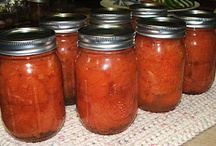 Canning~Preserving / by Kimberly Nance