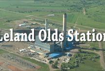 North Dakota Power Plants