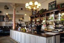 Cool pub interiors