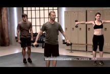 Bob Harper/etc Workouts