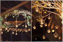 Weddings decorations