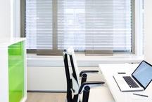 Kontor og møterom