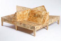 Træmøbler / Håndværk