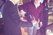 El día del 'Enoloboxer' / Imágenes de las catas con Enoloboxers de los vinos de Enolobox