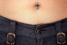 piercing ombelico