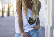 Cool and relaxed style