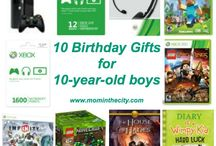 Birthday party etc ideas