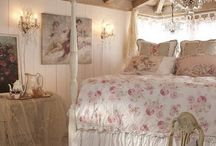 dreamy bedrooms / Elegant bedrooms, romantic, inviting, restful and serene / by Girl in Pink
