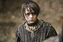GOT - Arya / Arya's Costumes in Game of Thrones Series
