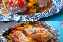 Cook Me Healthy! / by Jenny Fritts