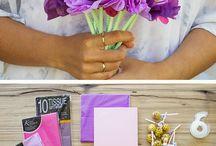 candies bouquets