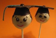 Cake Pops, Truffles, Cake Balls, Etc... / Cool designs and recipes for cake pops , cake balls, truffles, and the likes / by Kathy McNutt