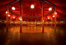 Magic Carnival tents