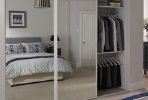 Closet wardrobe ideas