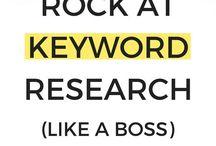 SEO & Keyword Searches