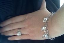 Sarah Madsen Jewellery / Handmade organic Jewellery from Studio. www.sarahmadsenjewellery.com