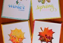Cards - Shaker Cards ♥