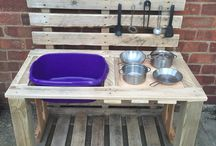 Harry mud kitchen