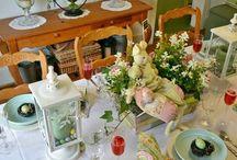 Celebrate: Spring Tablescapes